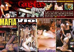 Gangsters and Wives + MOVIE TITLE- Serial killer: Mafia, odio e sesso: Vendetta di sesso: Viol GangBang