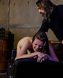 Brutal Nora Riley is a naughty girl. Naughty girls get punished.