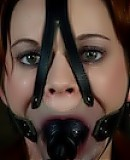 Bondage Hazel wishes for severe bondage and corporal.