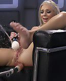 Sex Forced Brand New Blonde Squirts Everywhere!