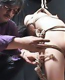 Bondage Suspension Torment