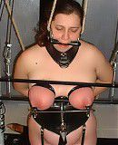 Leather Corset and Rope